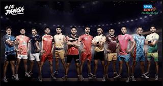 वीवो प्रो कबड्डी 2018 सीजन 6 Hindi365