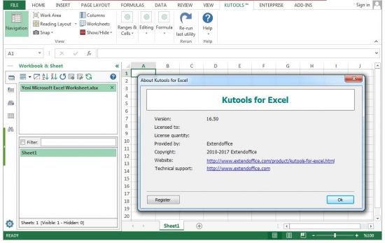 kutools for excel 16 serial key