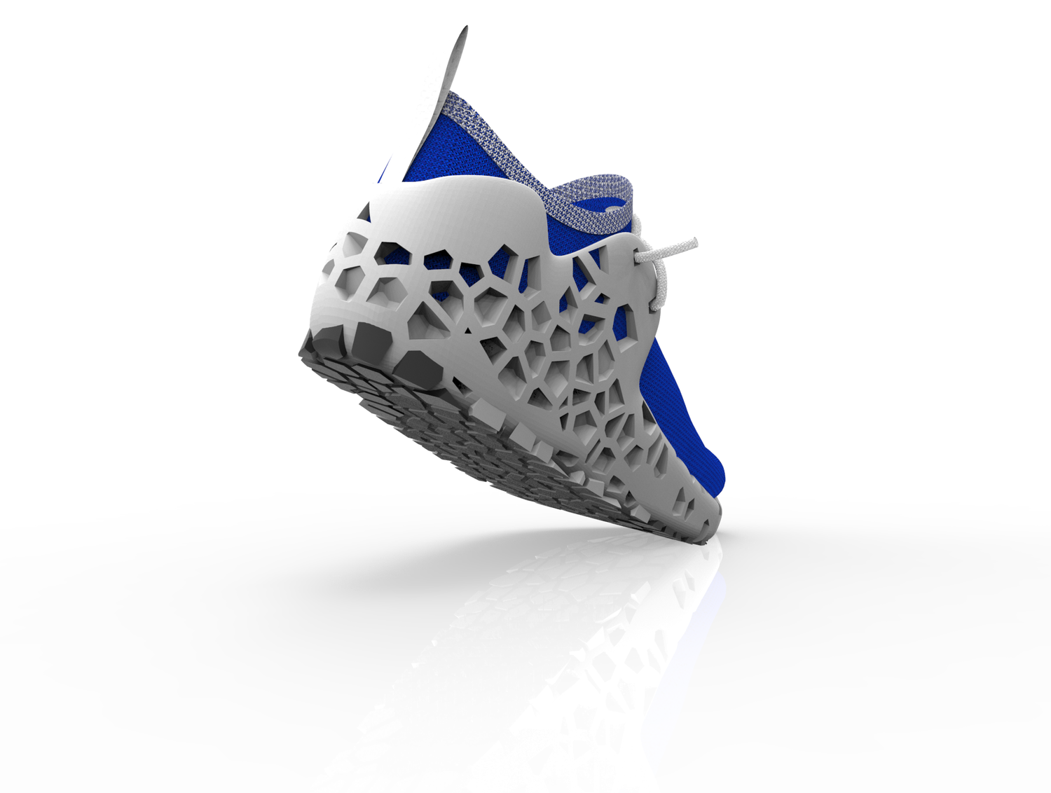 34e40e87921d A customized 3D printed FOOTPRINT footwear for your comfort ...