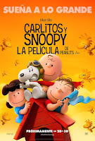 Carlitos y Snoopy: La pelicula de Peanuts (2015) online y gratis
