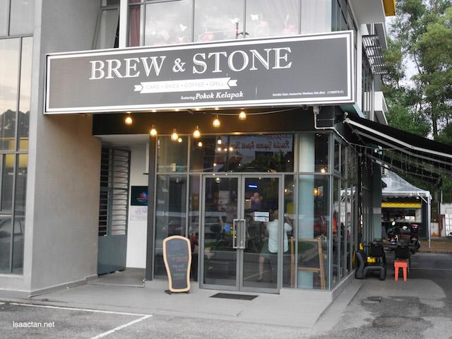 Brew & Stone @ Kota Damansara