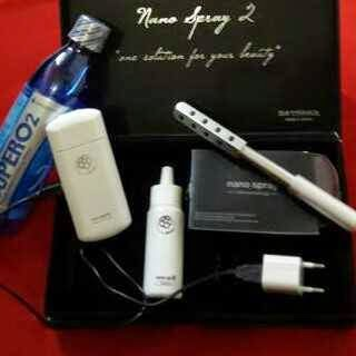 New Nano Spray 2 And Magic Stick From MCI