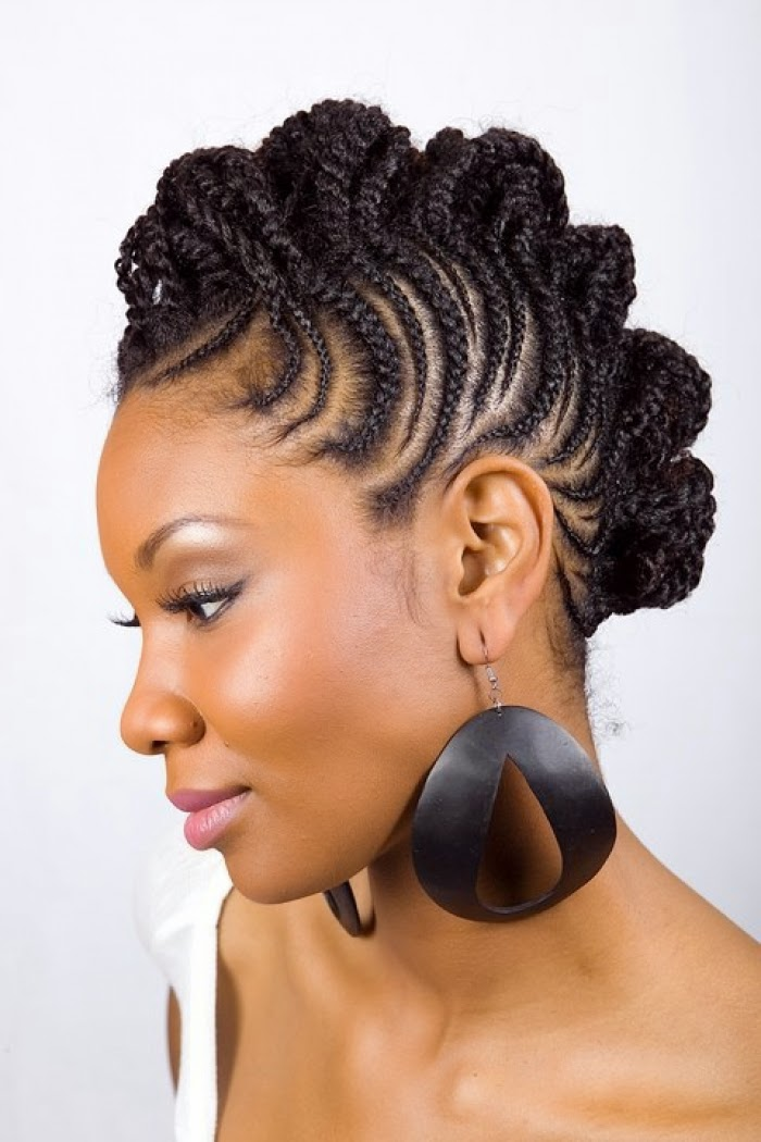 Brilliant Top 39 Easy Braided Natural Hairstyles Hairstyles Gallery Short Hairstyles For Black Women Fulllsitofus