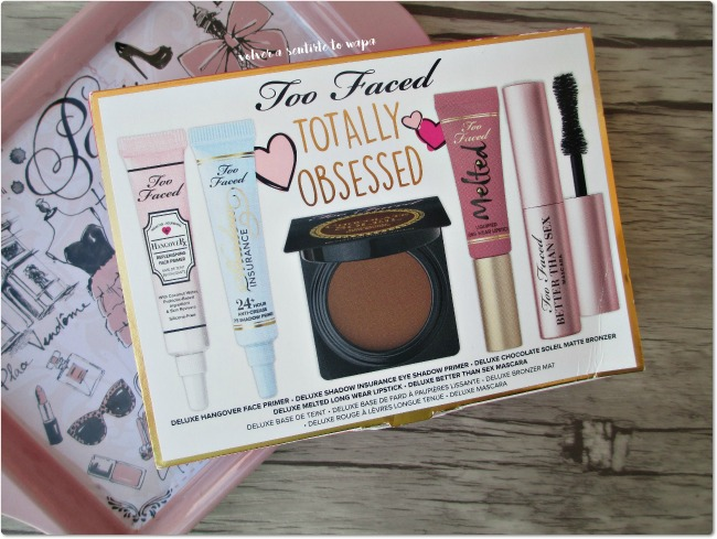 Set Totally Obsessed de Too Faced