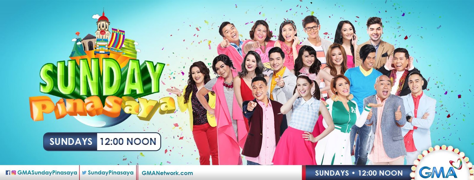 Sunday Pinasaya April 16 2017