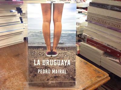 La Uruguaya, Pedro Mairal