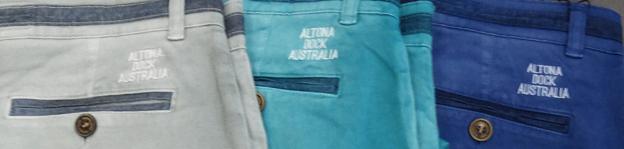 Pantalones AltonaDock moda hombre