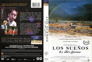 Carátula dvd: Los sueños de Akira Kurosawa (1990) (Akira Kurosawa's Dreams)