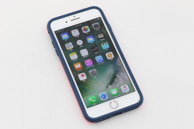 再給全方位保護!Ottebox Symmetry iPhone 7 Plus 保護殼動手玩