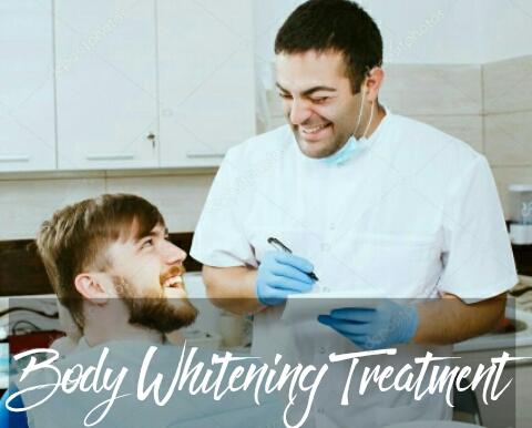 Body Whitening Treatment