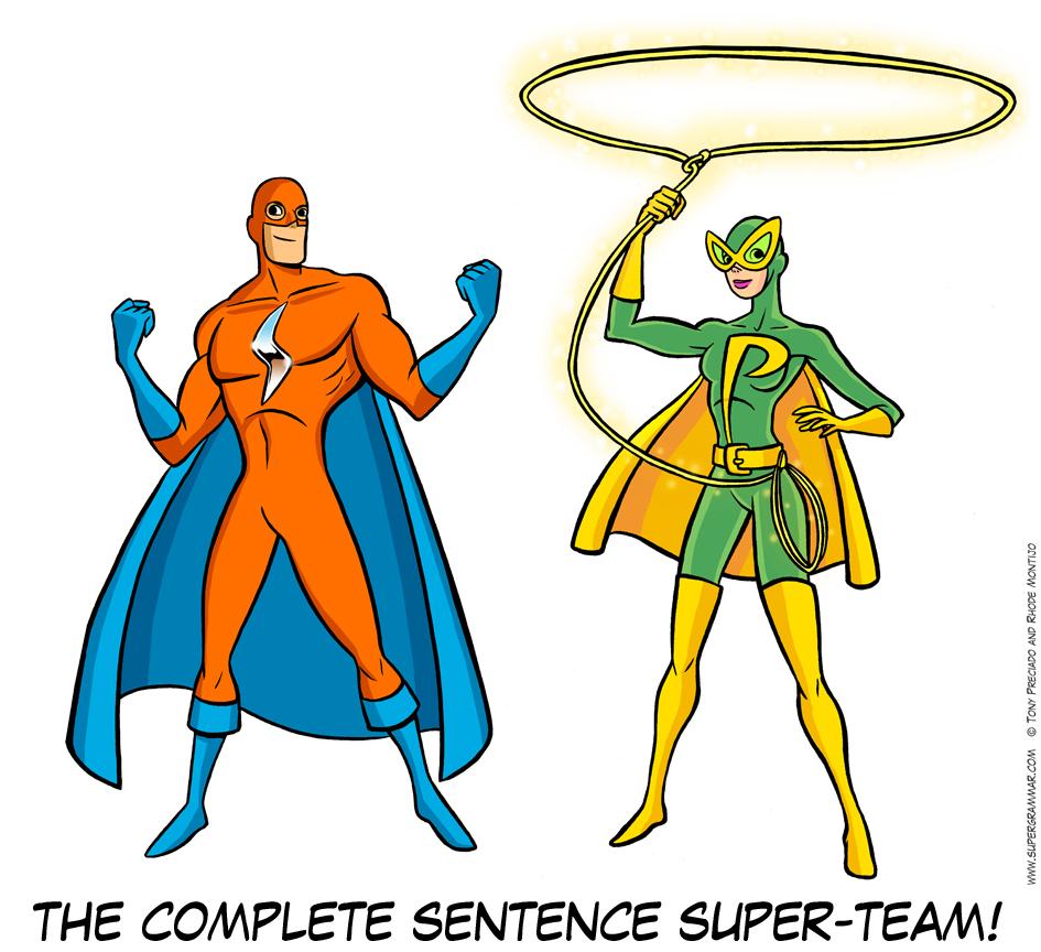 Super Grammar: The Completion Team
