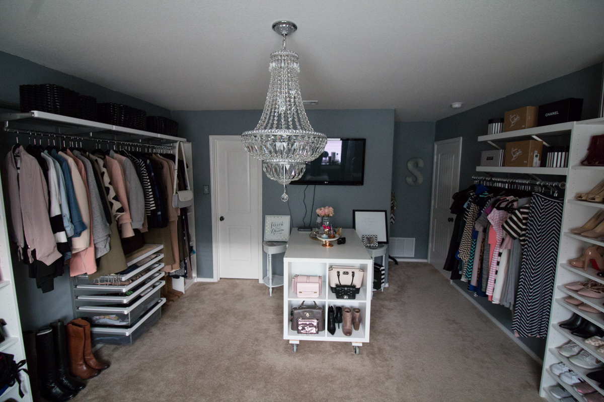 Stephienese Dallas Style Life Blog Dressing Room