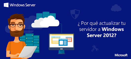 Servidores HP - Windows Server2012