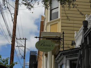 Bernie's Coffee, Noe Valley, San Francisco