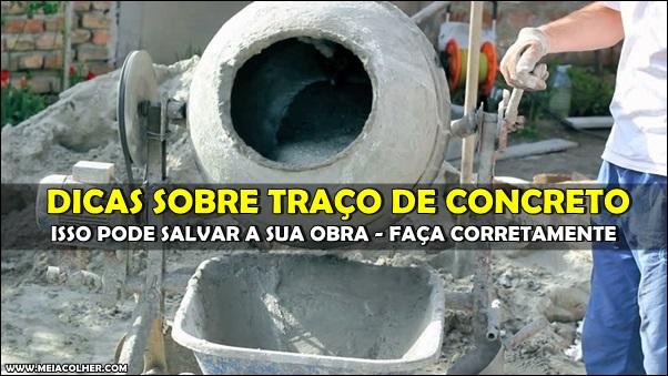 fazendo argamassa de concreto