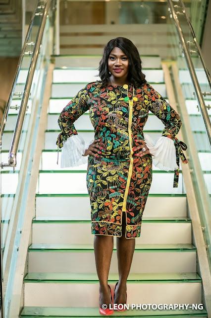 Mercy Johnson Okojie Seals New Endorsement Deal As Mr. Chef's Brand Ambassador