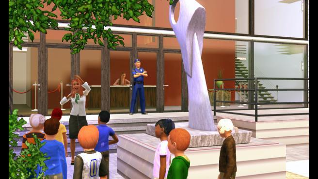 لعبة the sims 4 للكمبيوتر