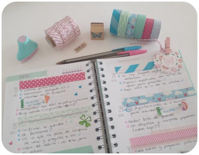 agendas decoradas ideas