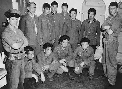 Coreanos en Normandía