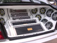 car amplifier