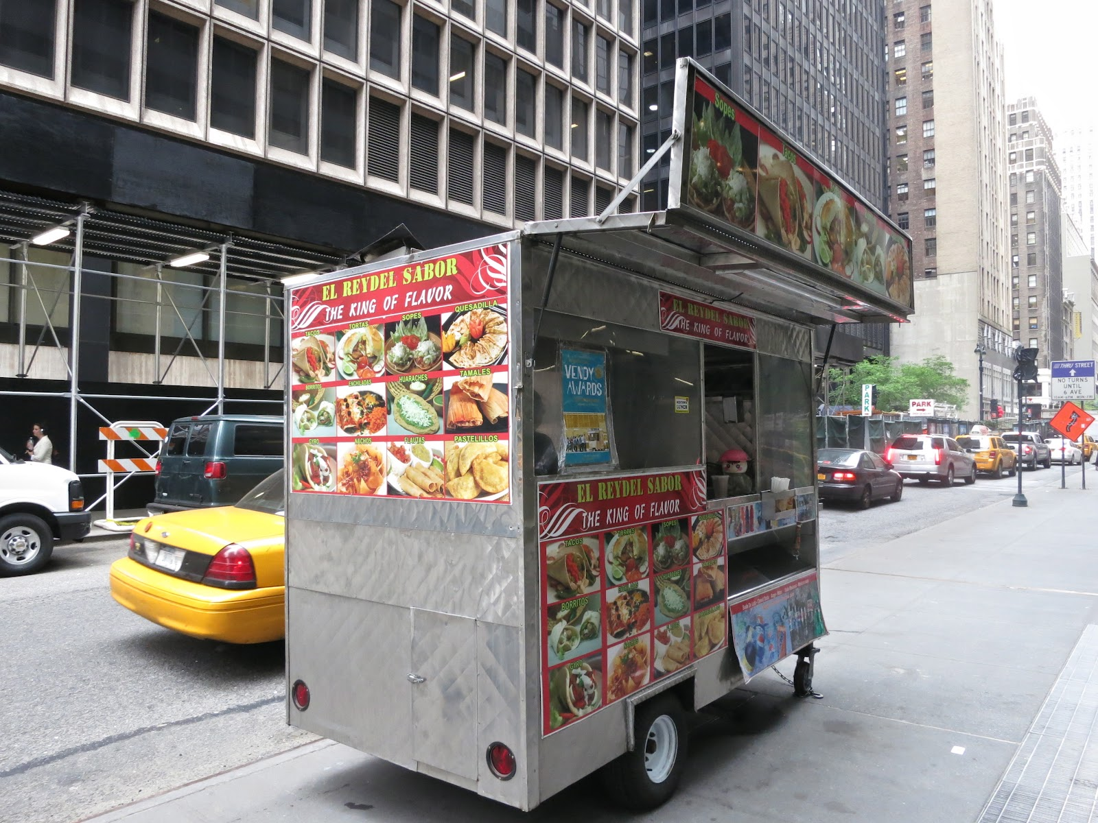 Mexican Food Carts Nyc