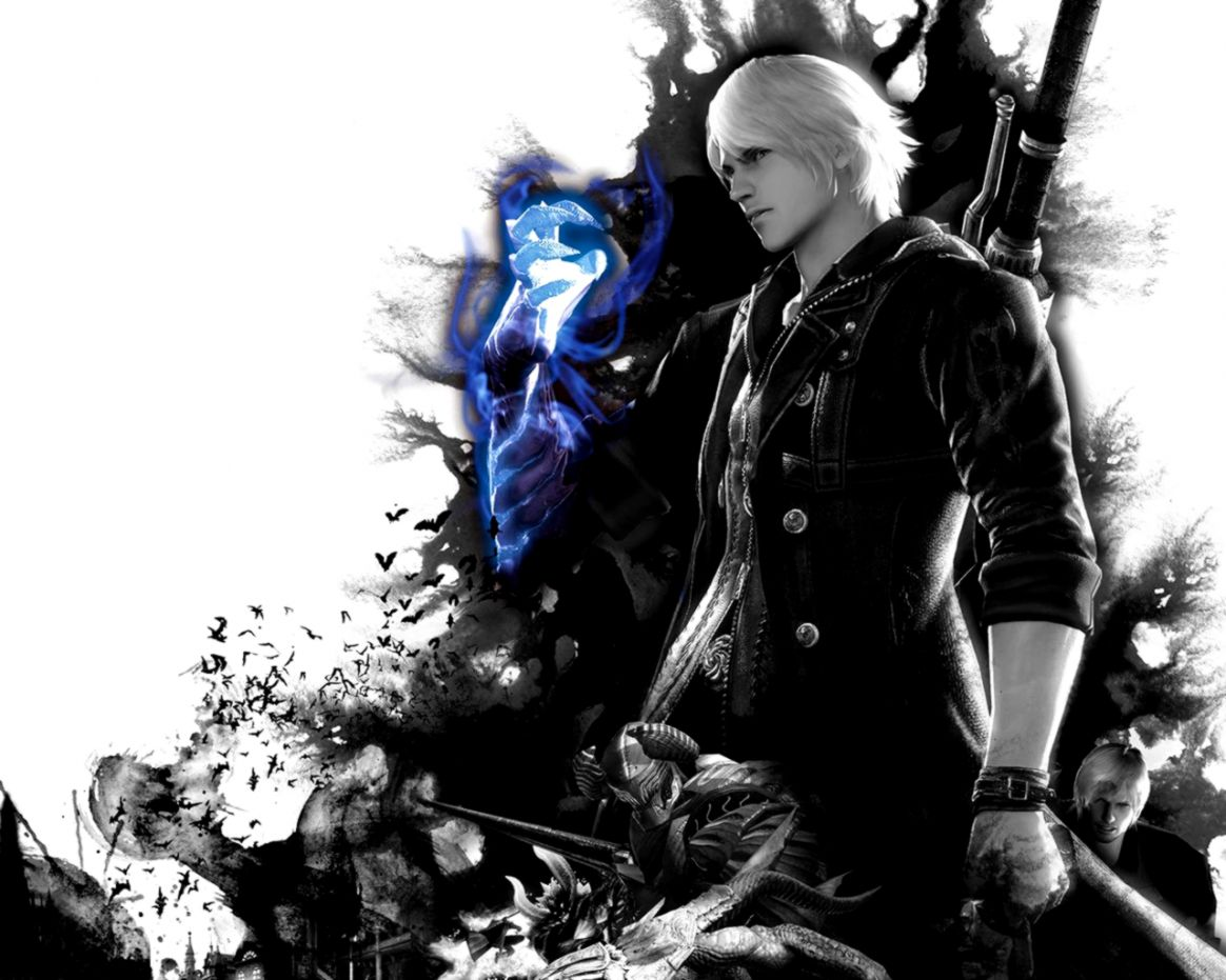 Nero And Dante Hd Wallpapers Its Wallpapers