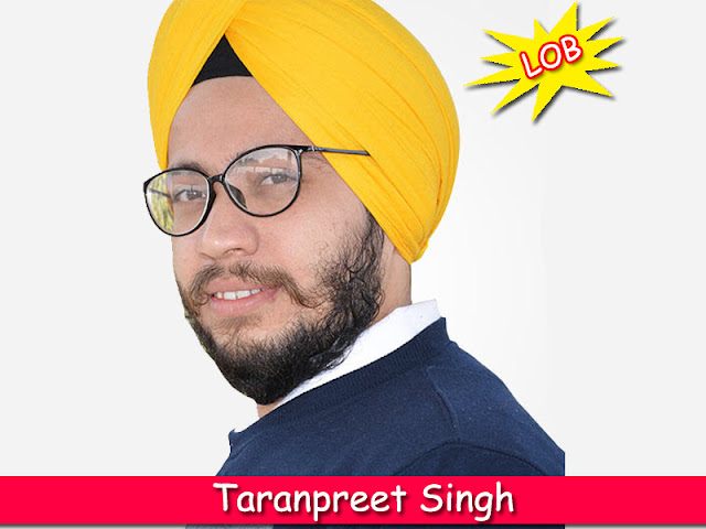 Taranpreet Singh from the-bloggist
