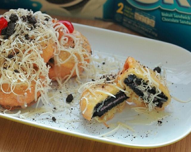 Resep Oreo Goreng Pancake Enak dan Renyah