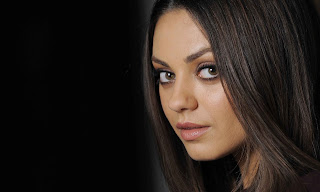 Mila Kunis Eyes Photos