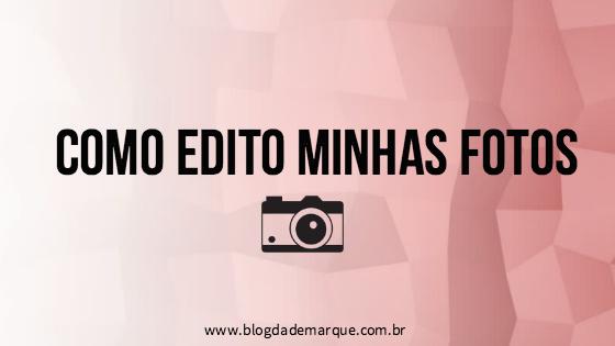 Blog da Demarque - Edição de fotos