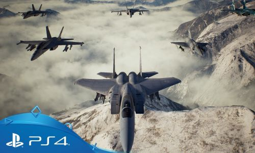 Download Ace Combat 7 Skies Unknown Highly Compressed