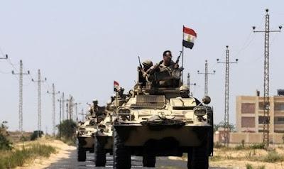 العملية العسكرية «سيناء 2018»