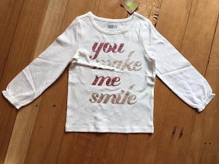 Các mẫu áo bé gái size 2T xịn đét cực xinh, cực mát made in vietnam và cambodia. No China ạ,