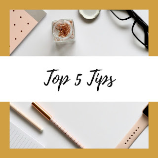 Top 5 Tips for a Job Search