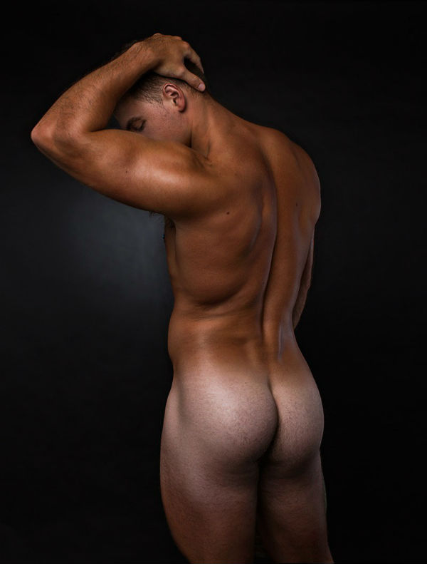 Max Small Gets Naked by Jarrod Carter