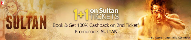 paytm sultan movie tickets