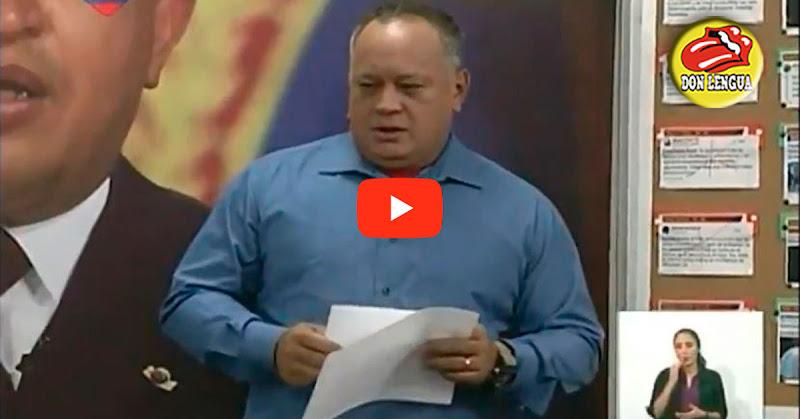 Diario El Nacional pasará a llamarse The Furrial Times según Diosdado Cabello