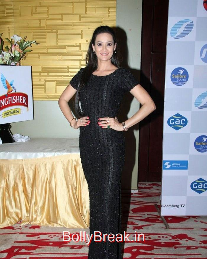 Jassi Kaur, Celebs At 14th Sailor Today Seashore Awards 2015