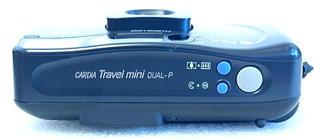 Fuji Cardia Travel Mini Dual-P, Front