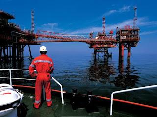 petrolio estrazione