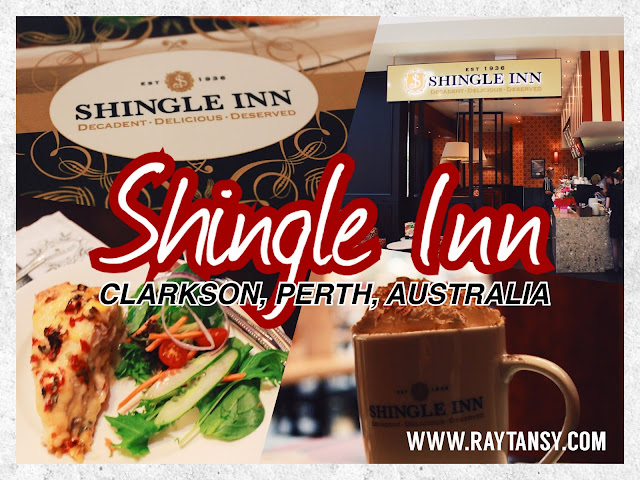 Ray Tan 陳學沿 (RayTanSY) ; Shingle Inn Ocean Keys Shopping Centre @ Clarkson, Perth, Western Australia, Australia