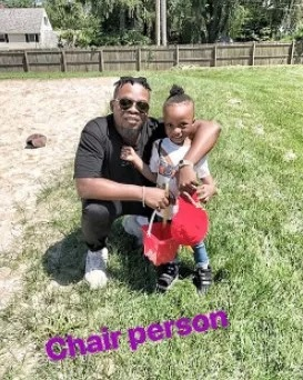 Olamide Steps Out With Fiancee And Son On 'School Runs' Abroad
