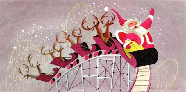 CHRISTMAS TAG – TAG ŚWIĄTECZNY edycja 2016