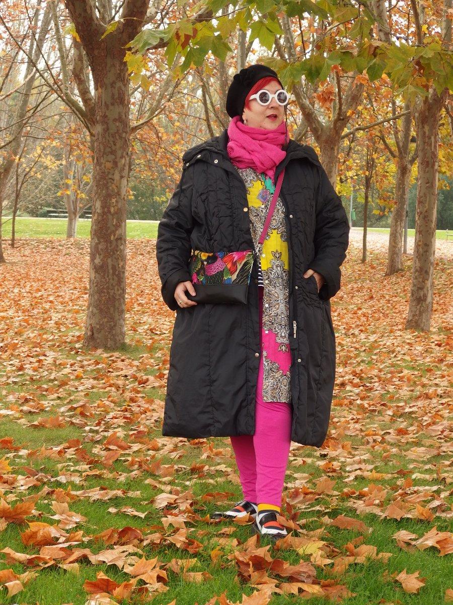 Señora Allnut Colors Black Coat
