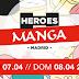 Cómo fue el Heroes Manga Madrid