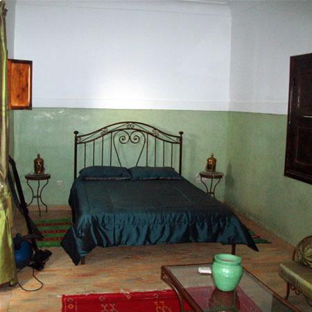 Lady Waterloo La chambre verte