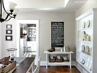 Idea Of Making Dining Room Storage More Simple