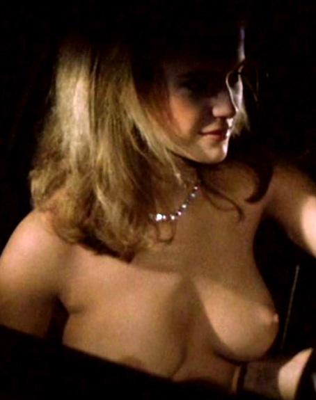 Kelly preston shot in boobs