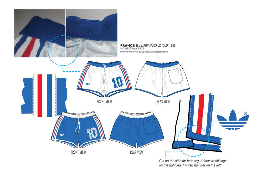 e7fc70b56 I m already continue to worked on the completed France World Cup 1986 kits.  Job finished the home kits