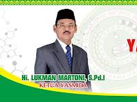 Desain Banner Harlah dan Wisuda Yasmida Ambarawa 2019